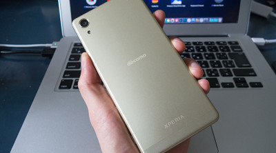 ドコモXperia X Performance SO-04H