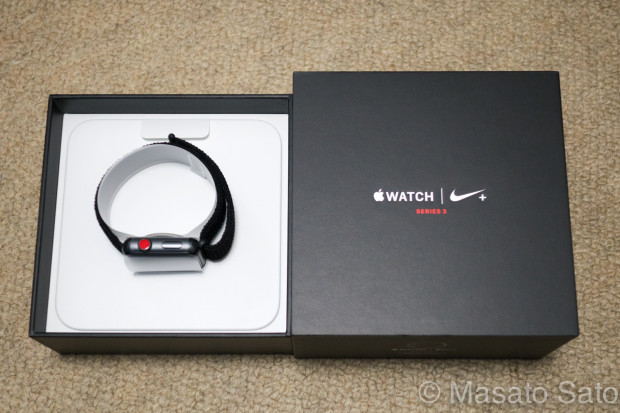 ドコモ Apple Watch Nike+