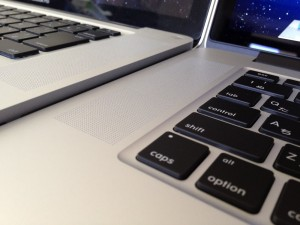 MacBook ProとRetina