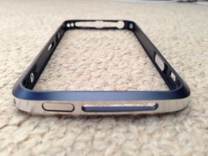 CLEAVE ALUMINUM BUMPER for iPhone 5(上部)