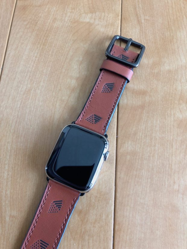 Apple Watch COACHバンド